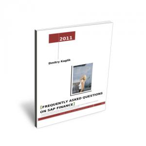 SAP FI FAQ book cover