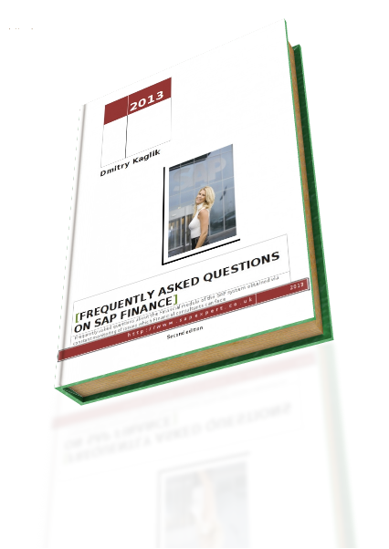 SAP FI FAQ book cover