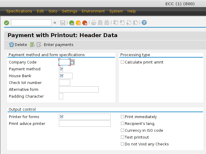 Eight methods to pay vendor in SAP | SAP Expert