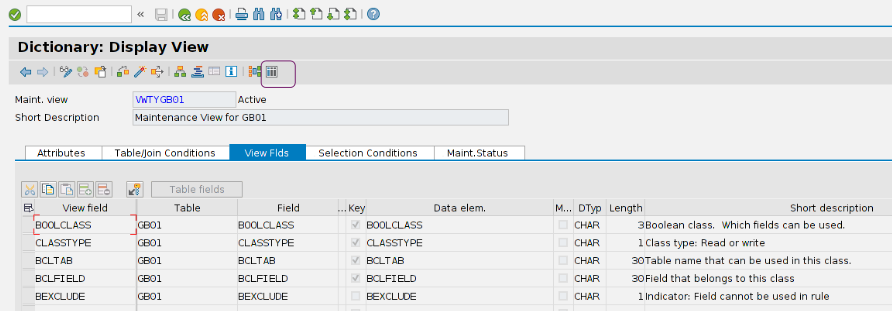 How-to find maintenance dialogue for SAP table | SAP Expert