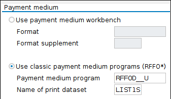 Three ways to generate a payment medium file in SAP | SAP Expert