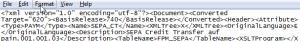 DMEE xml file