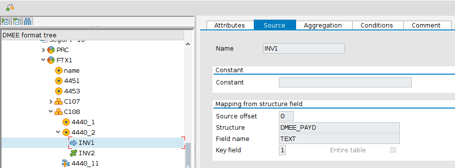 Tips and tricks of working with DMEE trees in SAP | SAP Expert