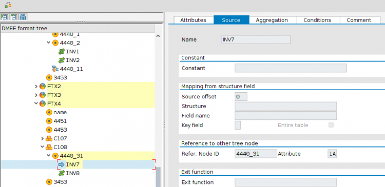 Tips and tricks of working with DMEE trees in SAP
