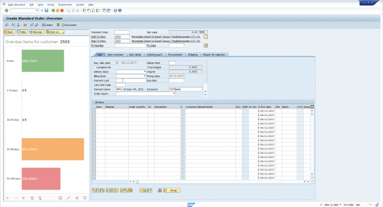 Embed Tableau Dashboards in SAP ERP and S4/HANA