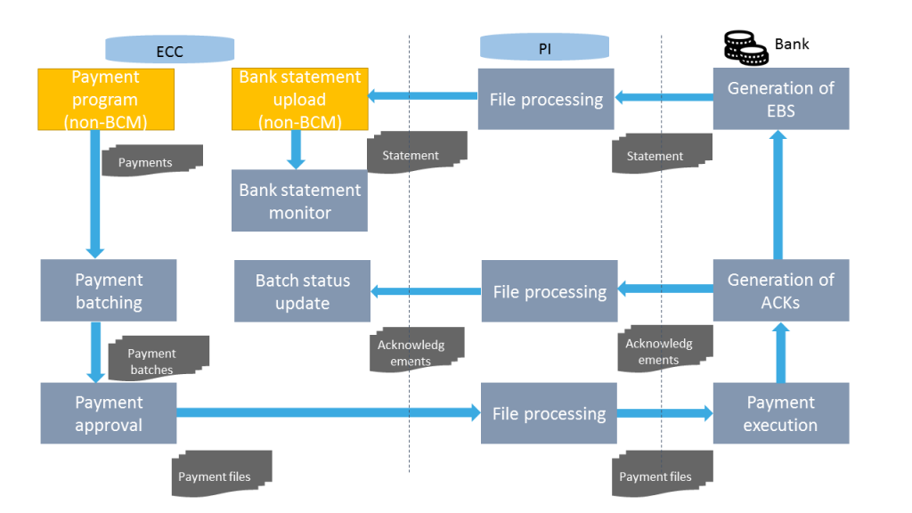 BCM process overview
