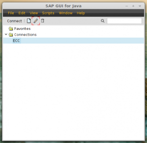 SAP GUI for Java