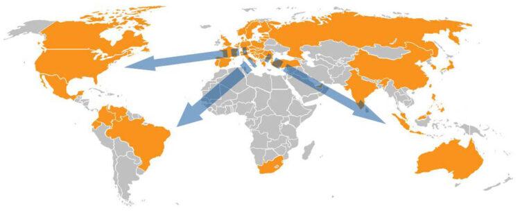 SAP job market, localization and language skills
